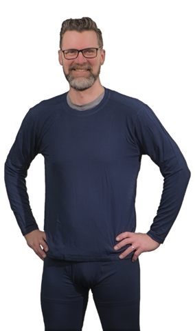 61A29 FLEXSAFE Base Layer FR Long Sleeve T-shirt