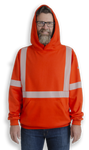 61F19 - BLOCKER Fleece 14.25oz FR Dual Hazard Pullover Hoodie