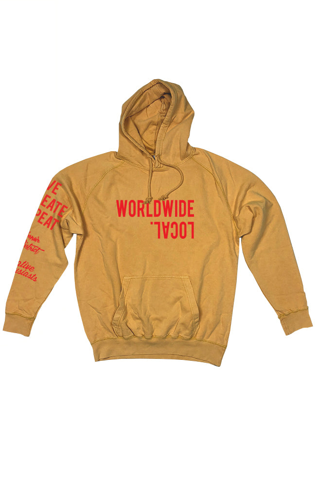 Worldwide Local Pullover