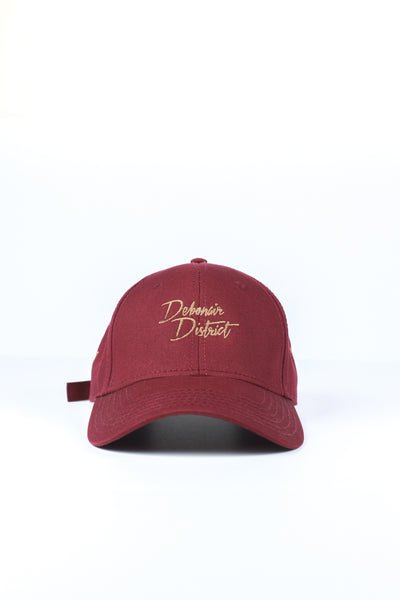 Enthusiast Brim (Burgundy)