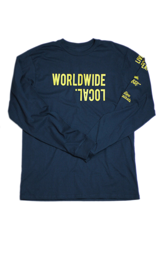 World Wide Local Long Sleeve