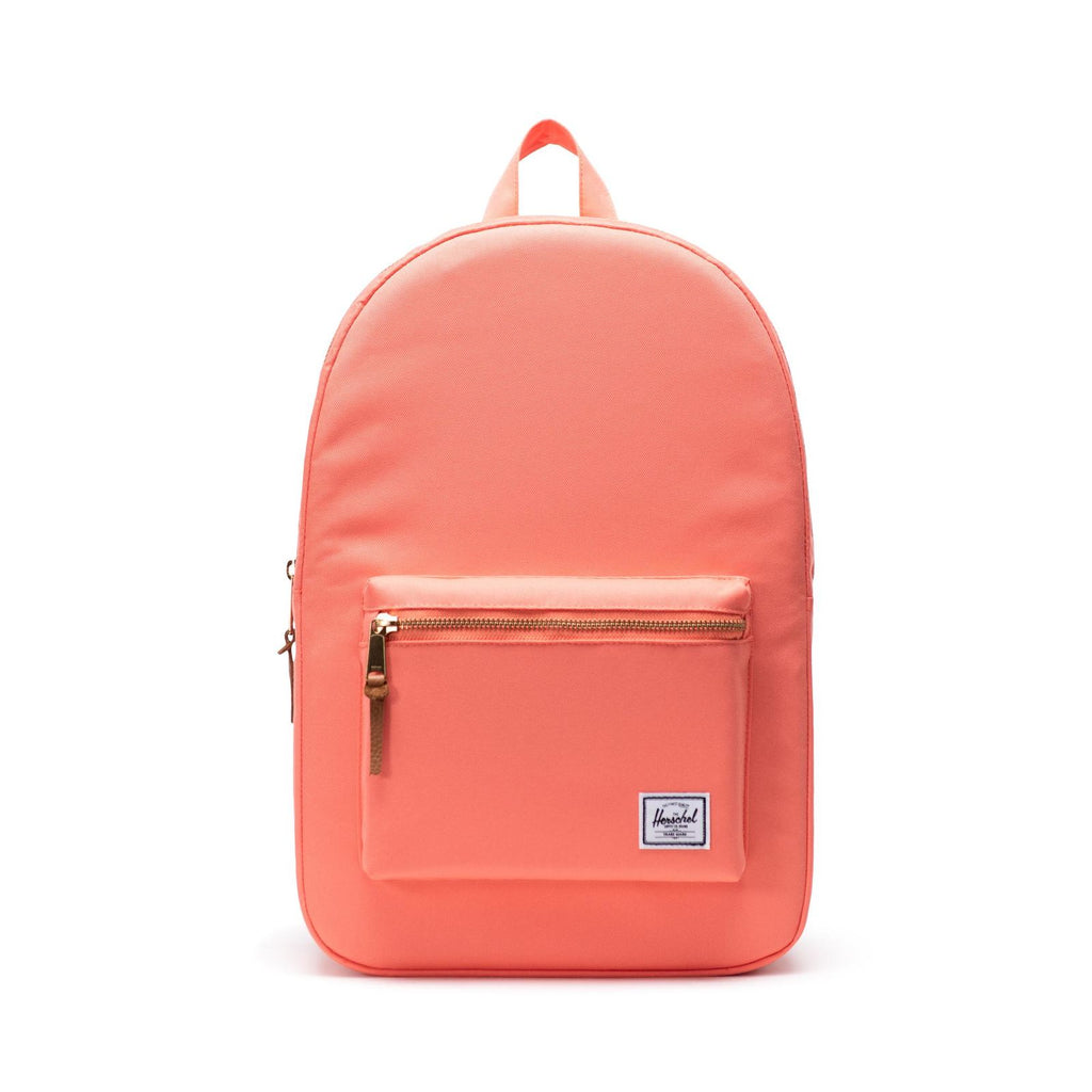 Herschel Settlement Rucksack Backpack Daypack 23 L Fresh Salmon