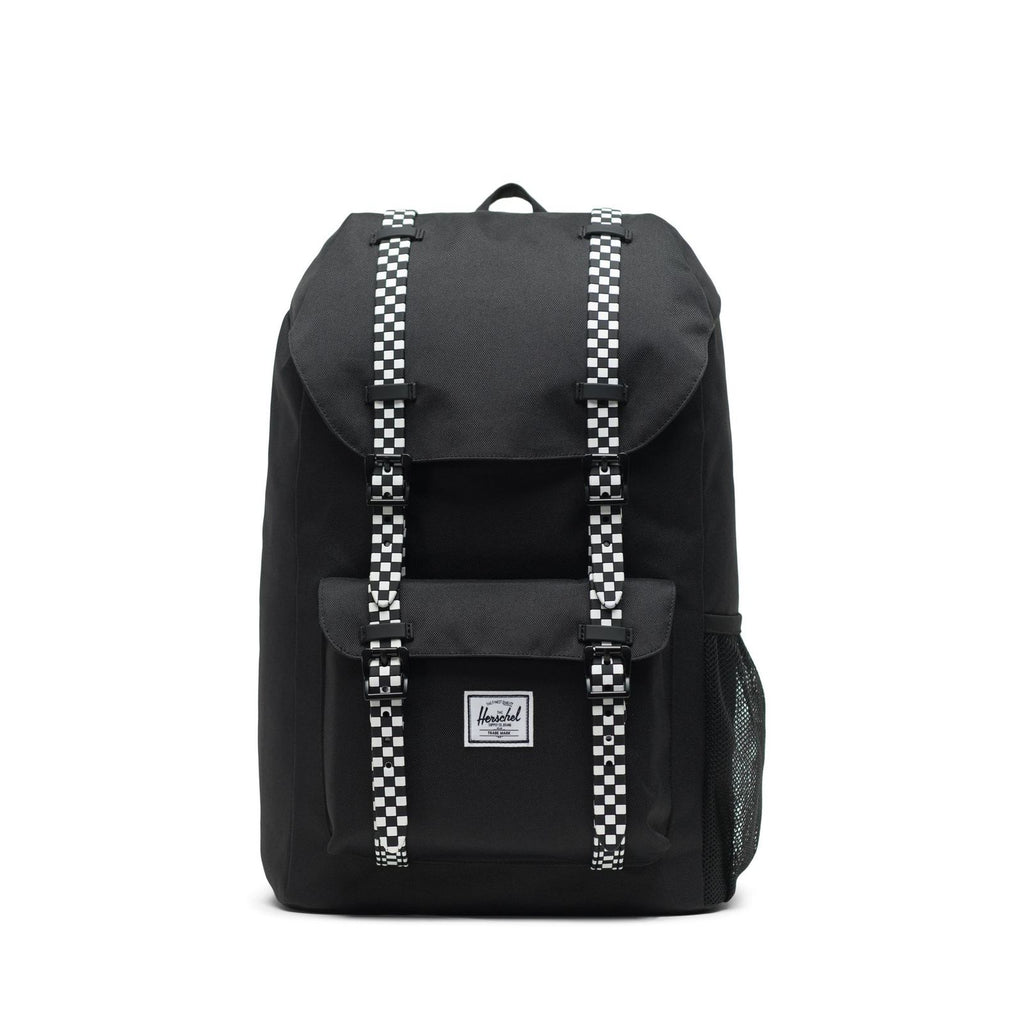 Herschel Little America Youth Rucksack 18 L Black/Checkerboard