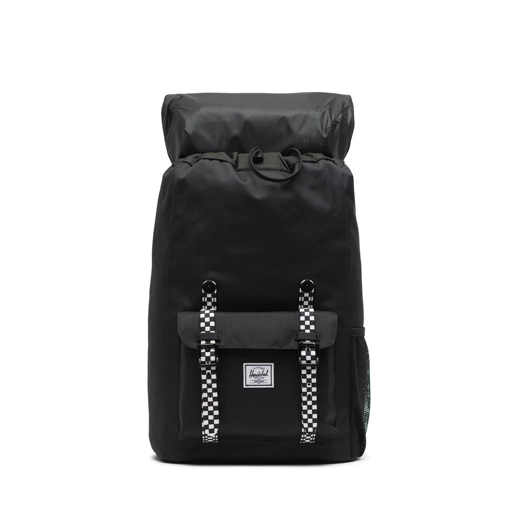 Herschel Little America Youth Rucksack Kinderrucksack 18 L Black Checkerboard