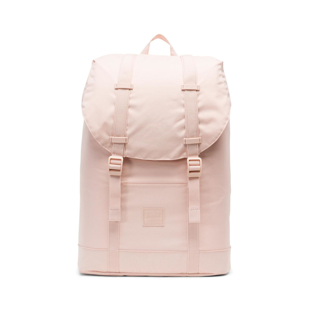 Herschel Retreat Light Material Rucksack Backpack Daypack 19,5L Cameo rose