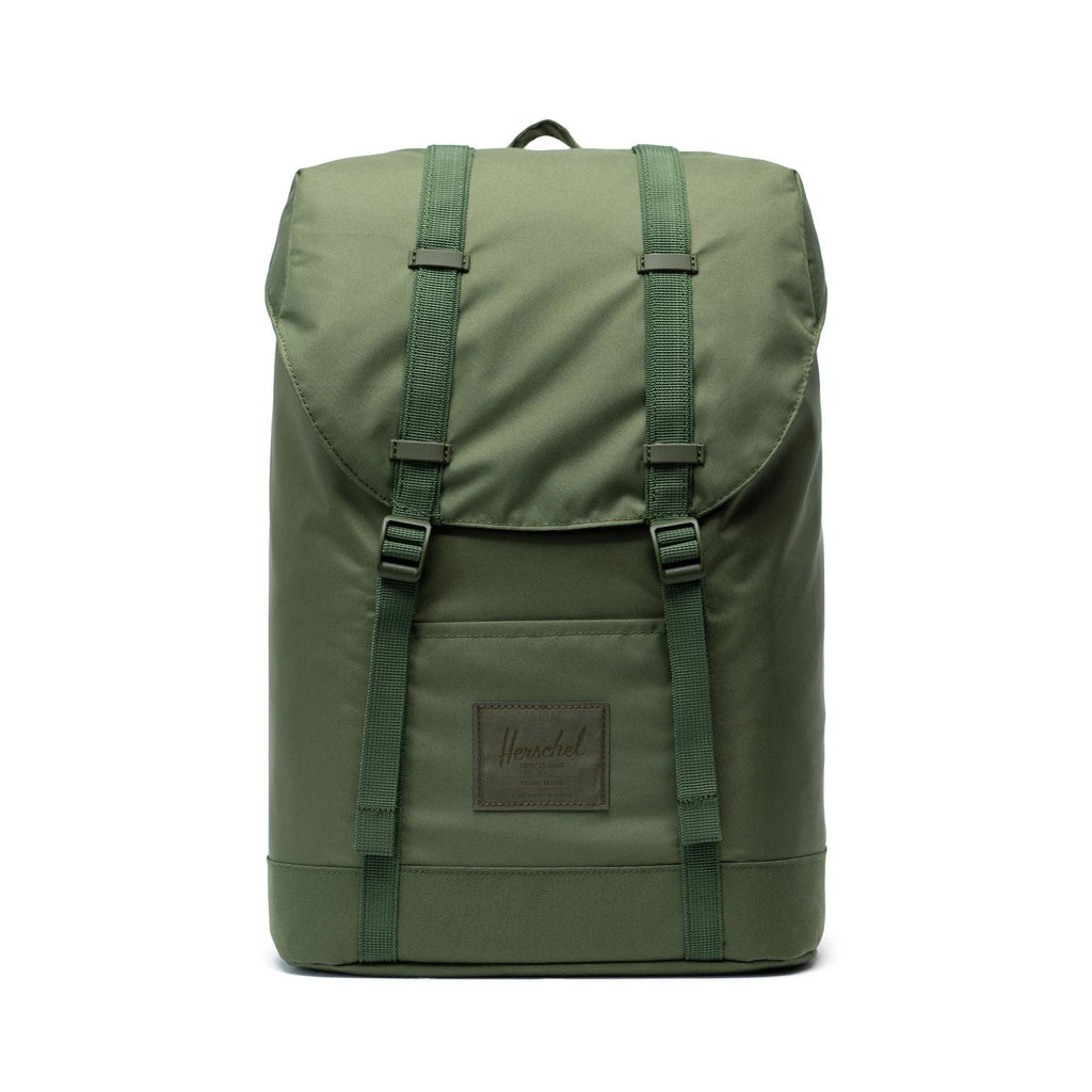 Herschel Retreat Light Material Rucksack Backpack Daypack 19,5L Cypress