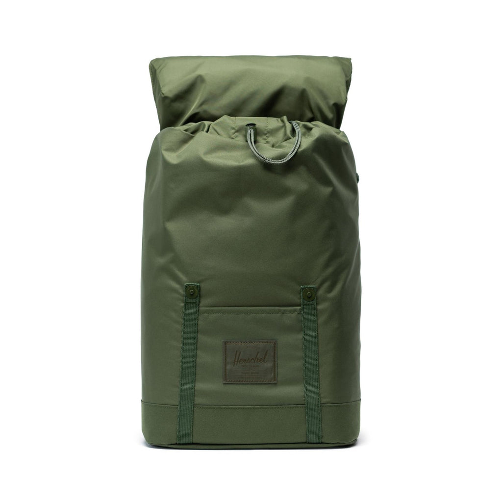 Herschel Retreat Light Material Rucksack Daypack 19,5L Olive