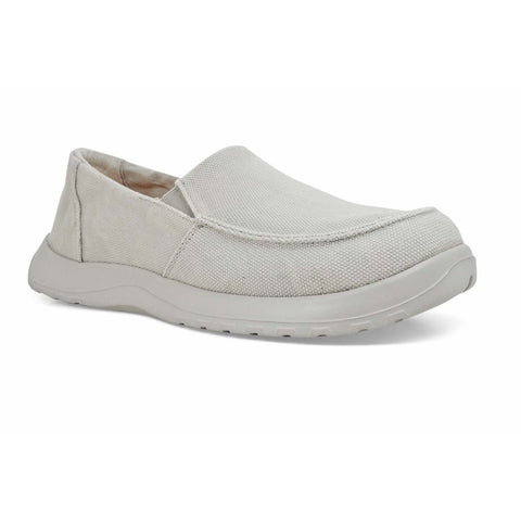 SoftScience Durango Canvas Slipper Mokassin Bootsschuhe Light Grey