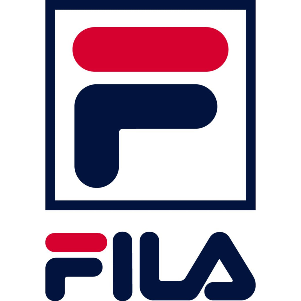 FILA Sneakersocken Logo 2er-Pack White
