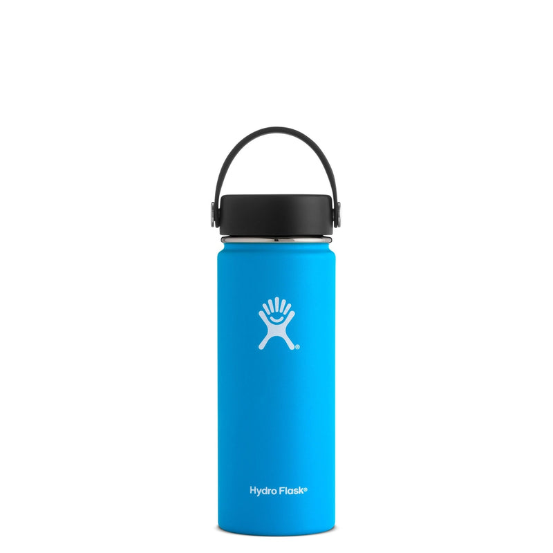 Hydro Flask Wide Mouth Trinkflasche 18 oz 532ml Pacific