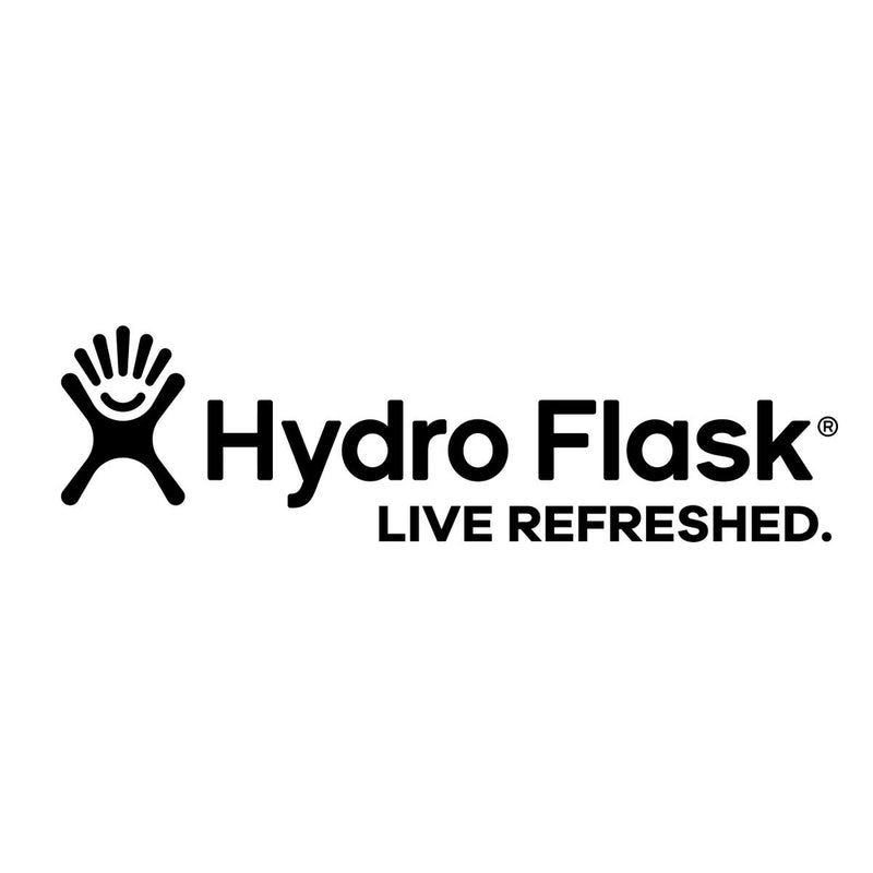 Hydro Flask Wide Mouth Trinkflasche Isolierflasche 18 oz 532 ml Black