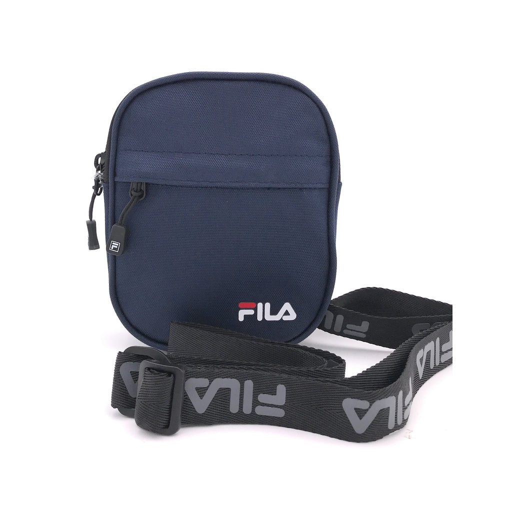 Fila Urban Line New Pusher Bag Umhängetasche Black Iris Navy