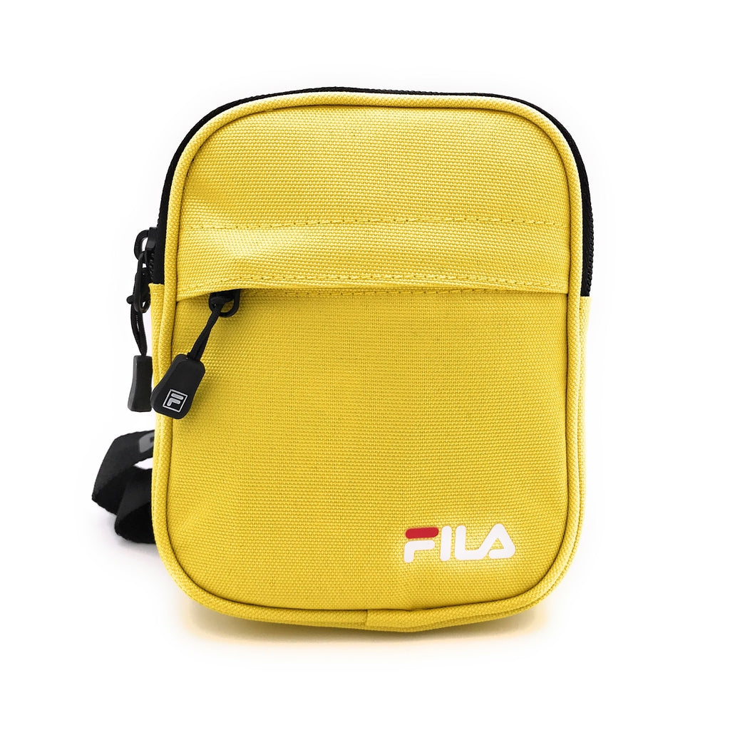 Fila New Pusher Bag Umhängetasche Empire Yellow