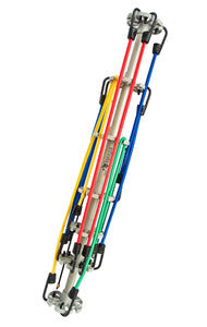 BungeeBeast® Xtreme bungee cord organizer with Bungee Cords 30.4""