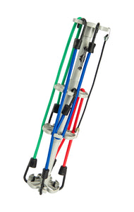 BungeeBeast® bungee cord organizer with Bungee Cords 19""