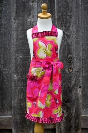 Hearts N Tarts Child Apron