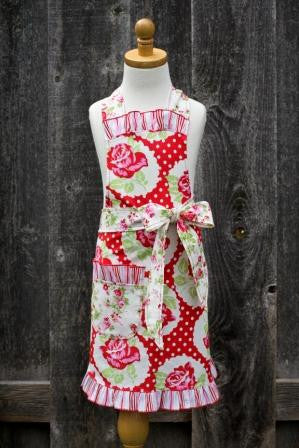 In the Mood for Love Child Apron