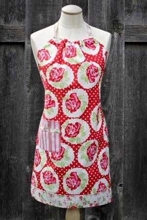 In the Mood for Love Cosmopolitan Apron