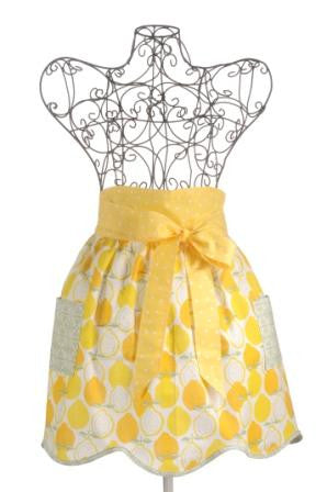 Lemon Half Apron