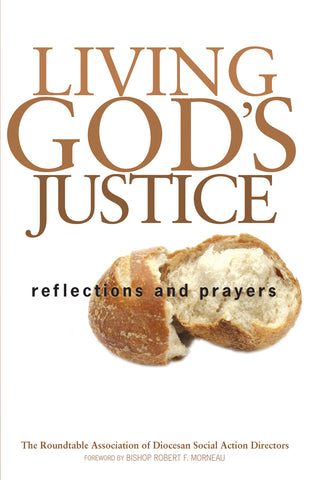 Living God's Justice: Reflections and Prayers