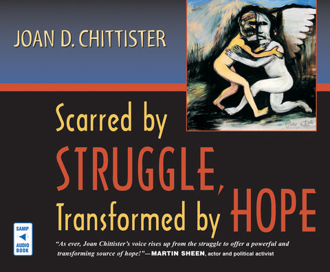 Scarred by Struggle, Transformed by Hope Audio Book