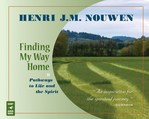 Finding My Way Home audio book
