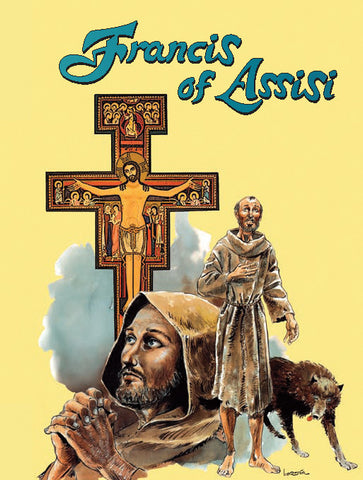 Francis of Assisi Comic Book
