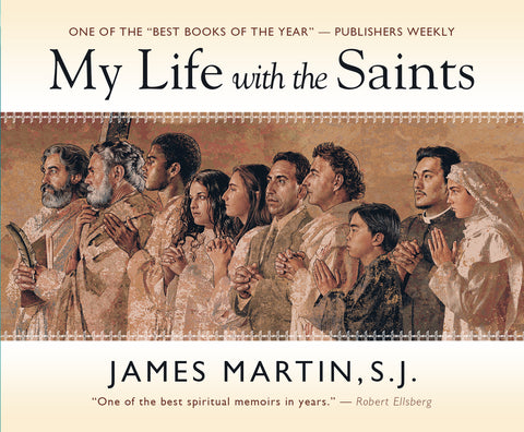 My Life With The Saints Audio Book