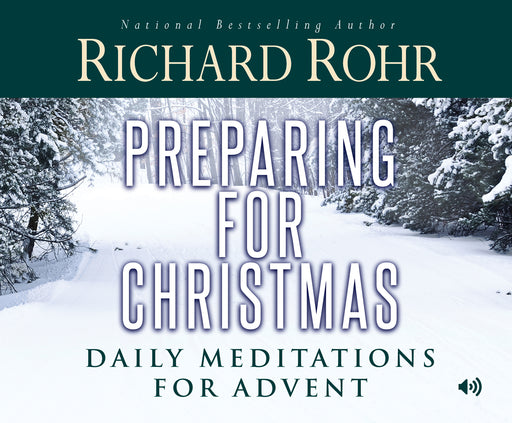 Preparing for Christmas Audio Book