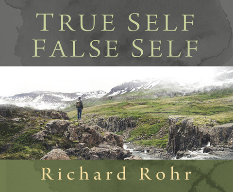 True Self/False Self Audio Book