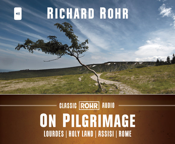 On Pilgrimage: Lourdes, Holy Land, Assisi, and Rome Audio Book