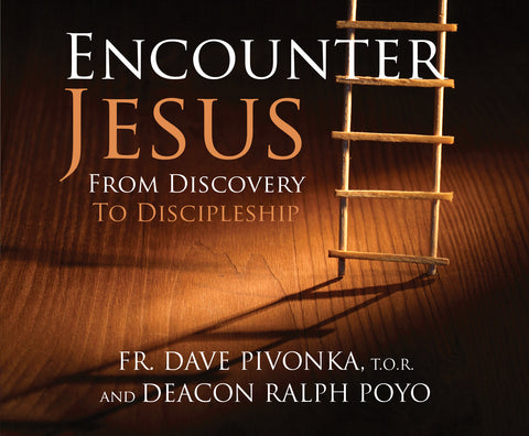 Encounter Jesus: From Discovery to Discipleship Audio Book