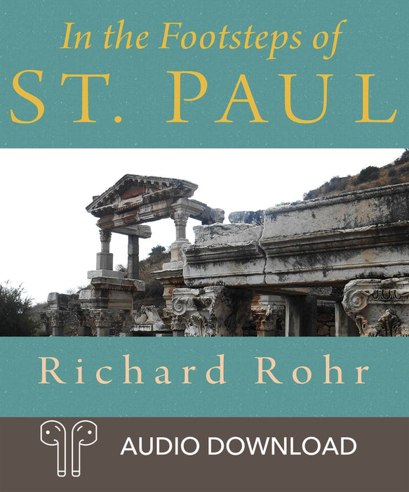 In the Footsteps of St. Paul Downloadable Audio Book