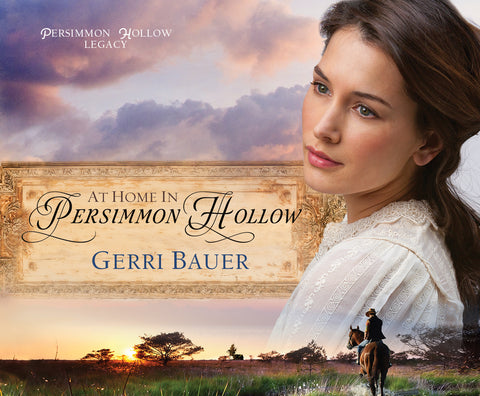 At Home in Persimmon Hollow Audio Book