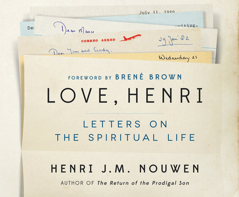 Love, Henri: Letters on the Spiritual Life Audio Book