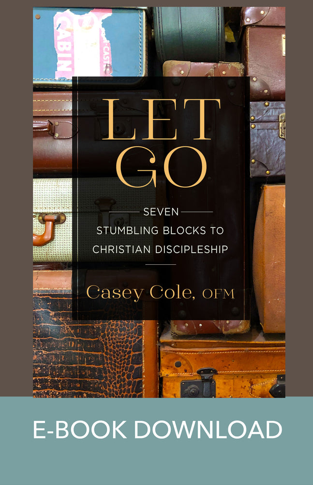 Let Go: Seven Stumbling Blocks to Christian Discipleship E-Book