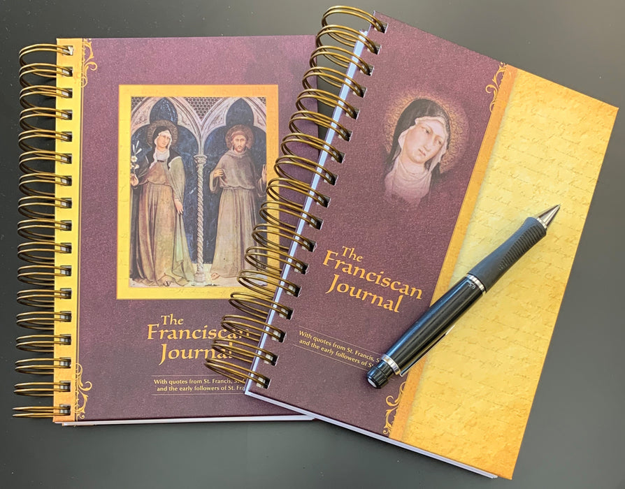 The Franciscan Journal: Francis and Clare