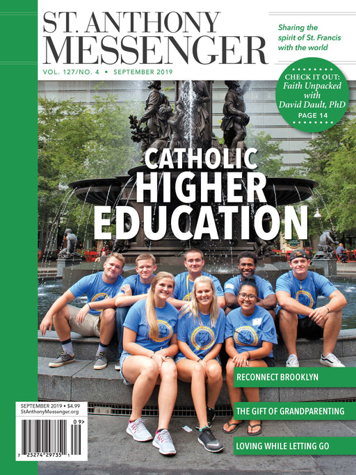 St Anthony Messenger Magazine September 2019
