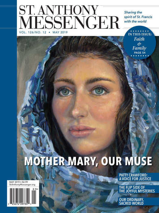 St Anthony Messenger Magazine May 2019