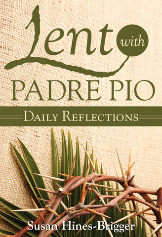 Lent with Padre Pio (pack of 10)