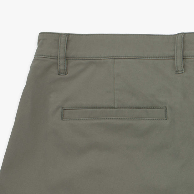 "Olive Sateen 8"" - Bearbottom Clothing"