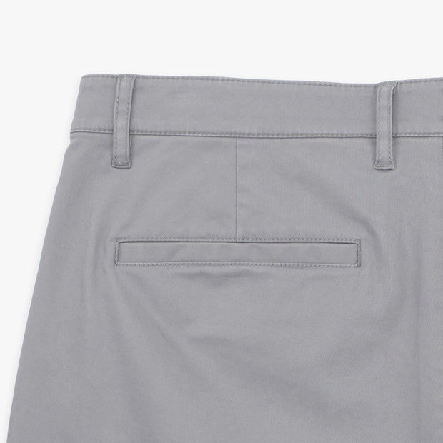 "Grey Sateen 8"" - Bearbottom Clothing"
