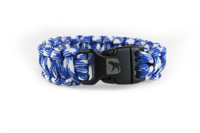 Royal Mountain Paracord Bracelet-Paracord Bracelet-Bearbottom Clothing