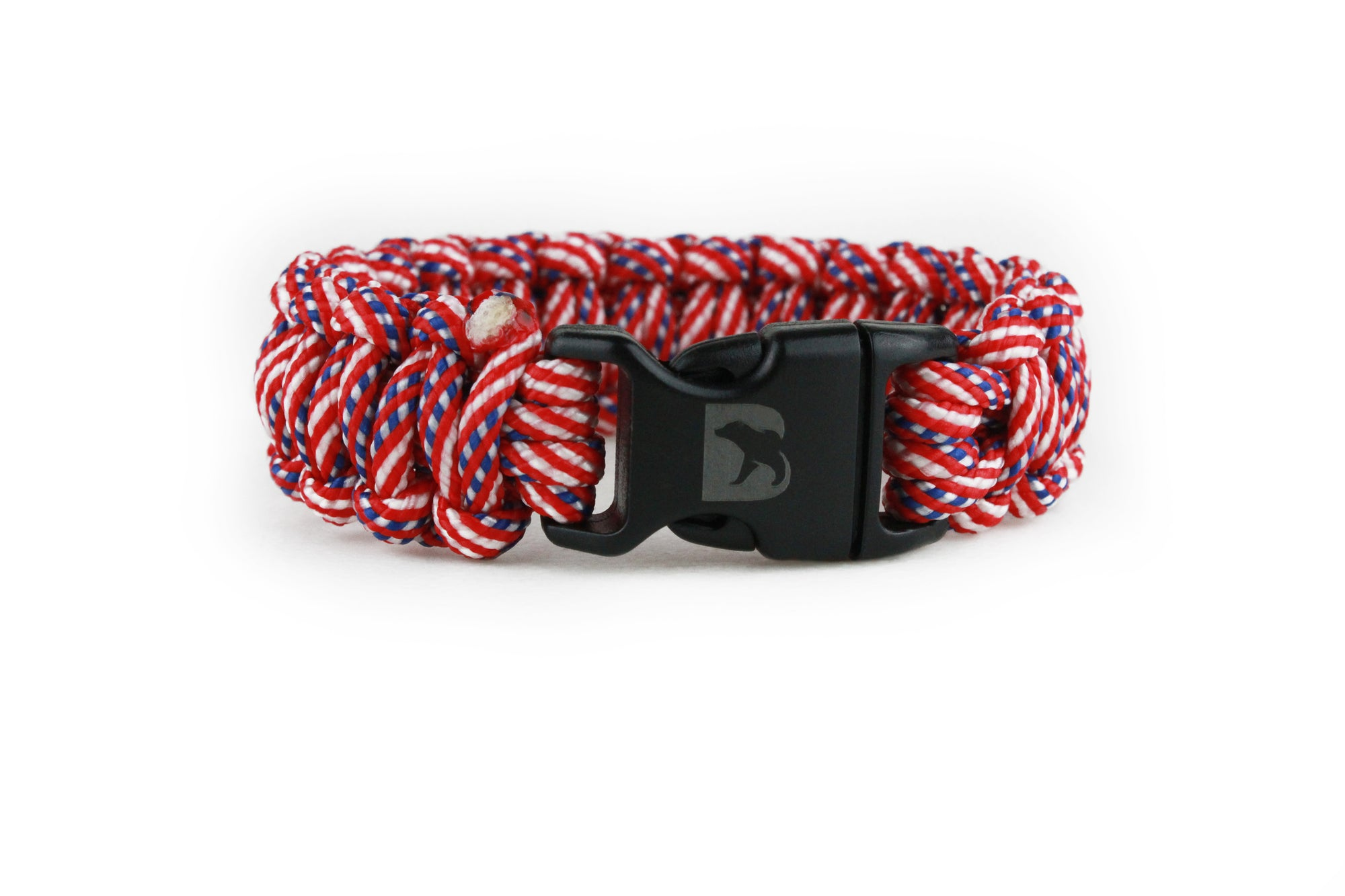 USA Flag Paracord Bracelet