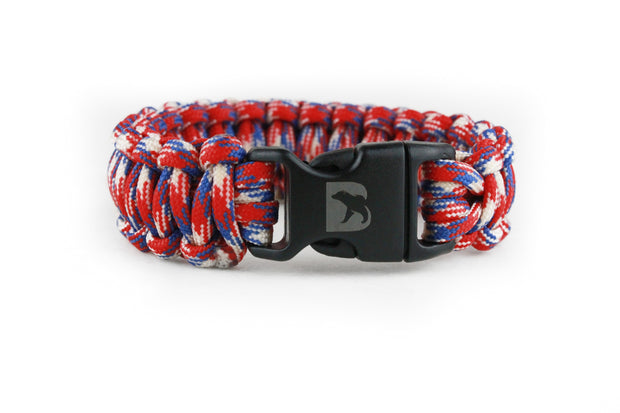 Liberty Paracord Bracelet - Bearbottom Clothing