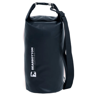Black Dry Bag - Bearbottom Clothing