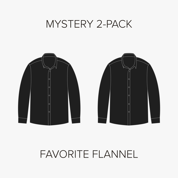 Favorite Flannel Mystery 2-Pack