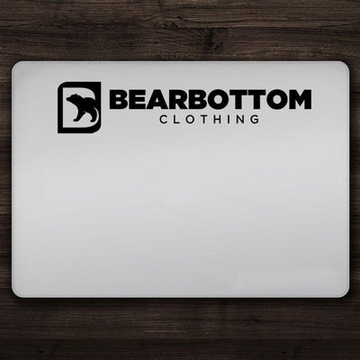 Bearbottom Decal-Sticker-Bearbottom Clothing