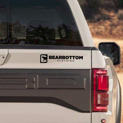 Bearbottom Decal - Bearbottom Clothing