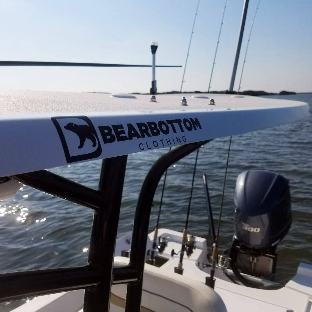Bearbottom Decal-Bearbottom Clothing